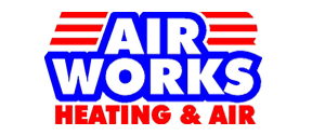 Website for Air Works Heating & Air, Inc.