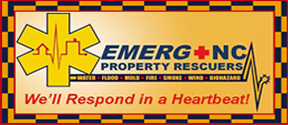 Website for EMERG+NC Property Rescuers