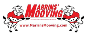 Website for Marrins Mooving