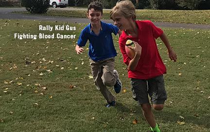 rally kid gus