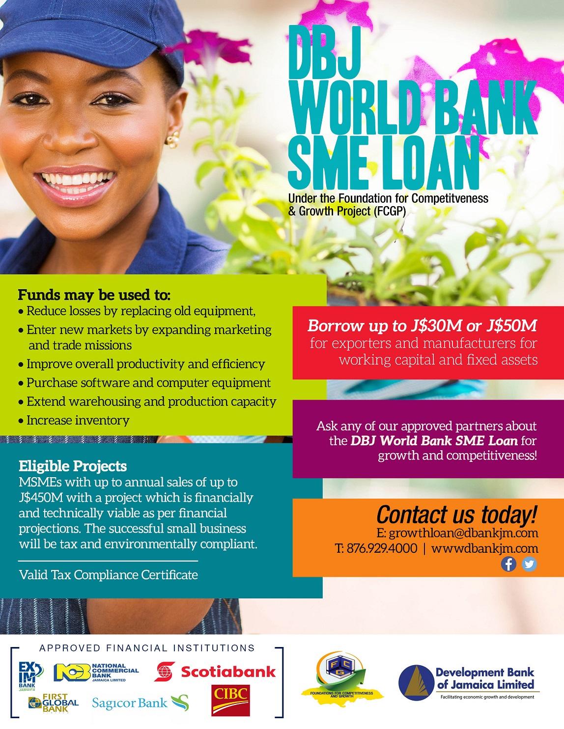 DBJ World Bank SME Loan
