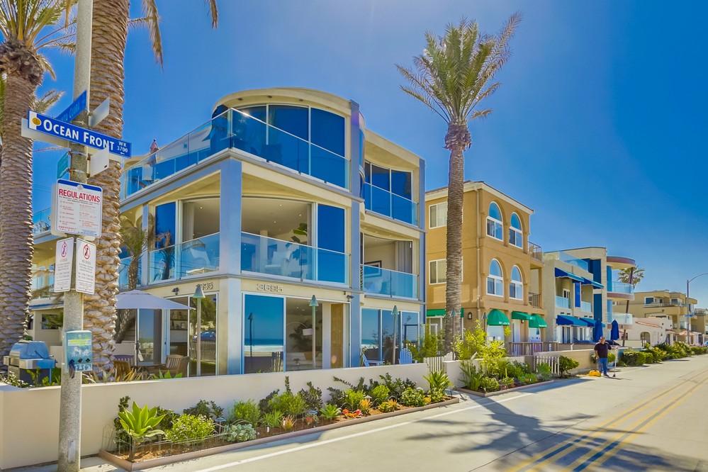 3695 Ocean Front Walk Rancho Photos