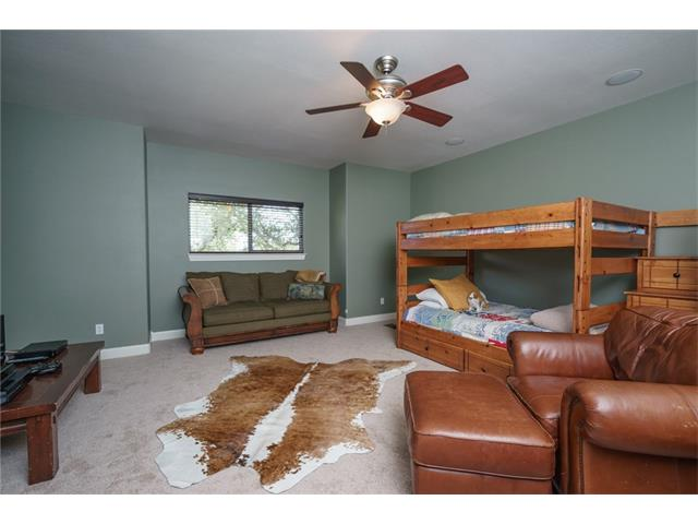 Bonus Room is only room upstairs - could be 4th bedroom and great area to add closet