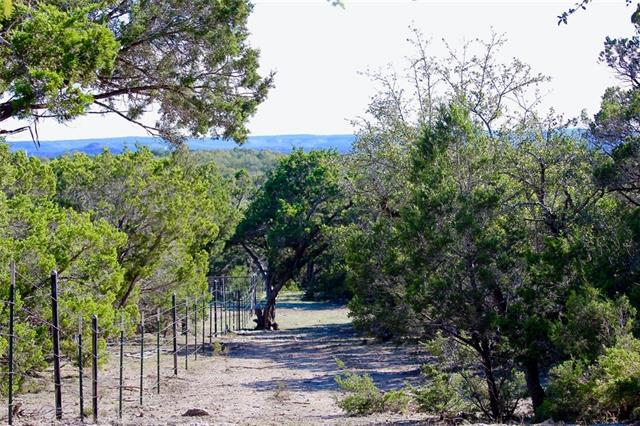 East property line fence....love that view.