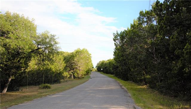 Paved road leading to the acreage is scenic and quiet