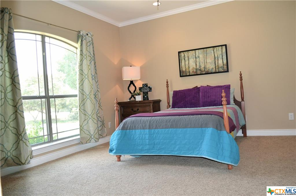 BEDROOM 3 - GREAT VIEWS & LARGE WALK-IN CLOSET
