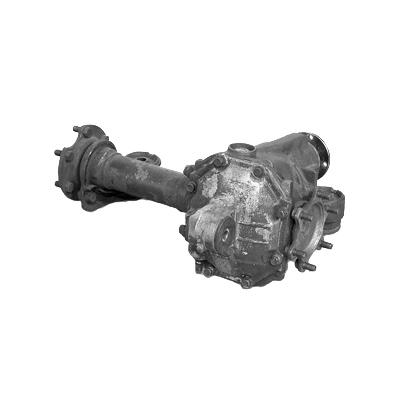 Toyota 7.5″ Standard Rotation Front, V6