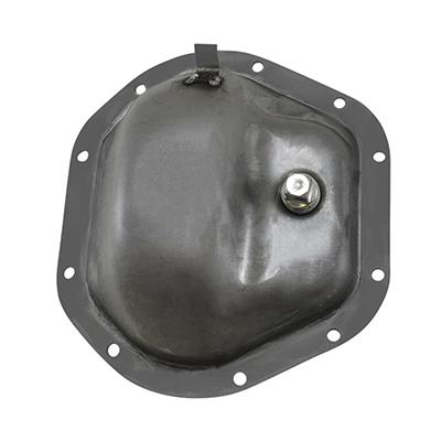 Dana 44 Front, Reverse Rotation, Straight Axle