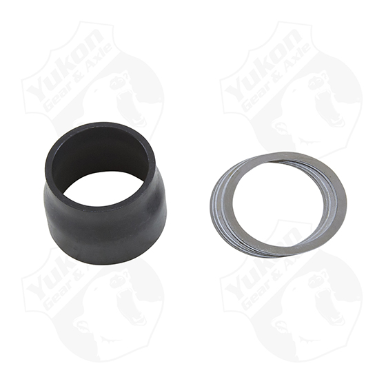 Yukon D30/D40 Front Crush Sleeve Eliminator  - JK