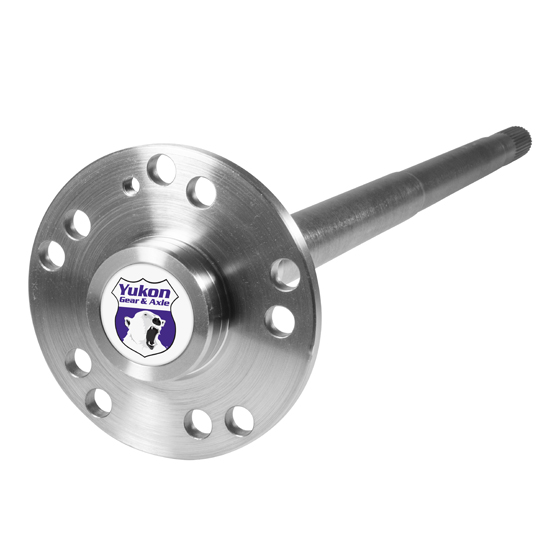 Yukon Dana 44 Double-Drilled Rear Axle - JL Non Rubicon