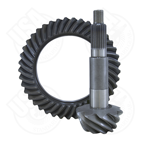 USA Standard replacement Ring & Pinion gear set for Dana 44 in a 4 56 Thick  ratio