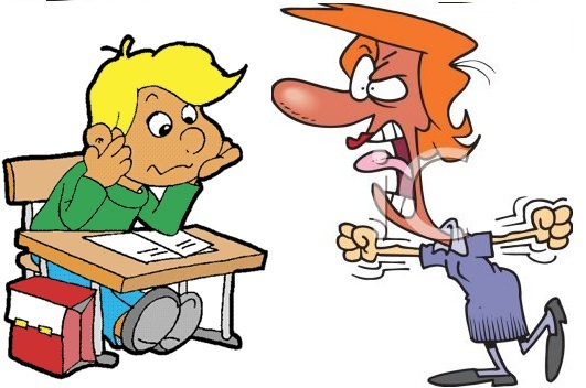 teacher and student clipart - photo #49