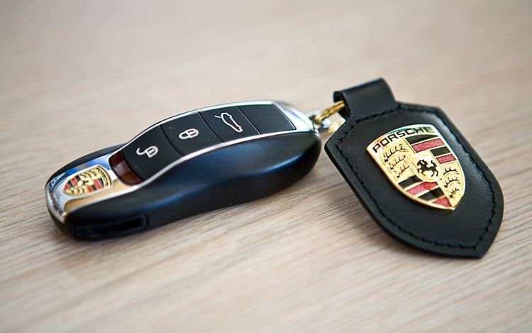 which relatively normal car has the coolest keyfob cars