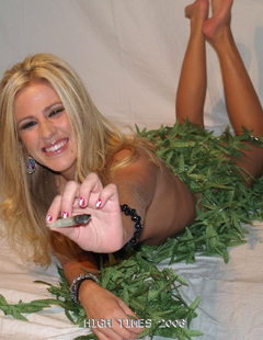 Have High times stoner girls