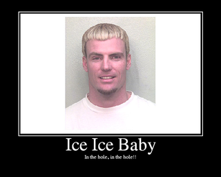 Ice Ice Baby just can't control it – King of Tweakers by Rehab