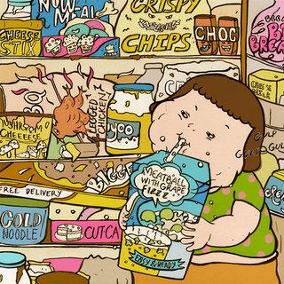 Junk Food Junkie Lyrics
