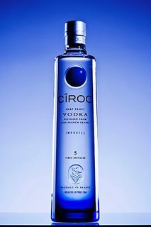 Bottle Of Ciroc Next To me – Blunted by YG