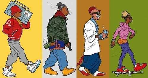 Hip Hop Fashion Evolution And Why You Wear That Genius Blog