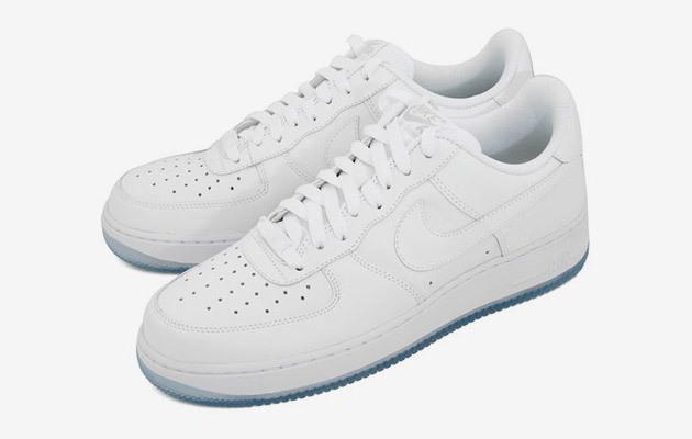 white air force