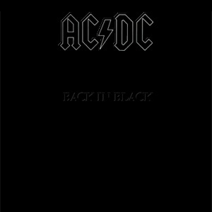 Image result for Back In Black album lyrics