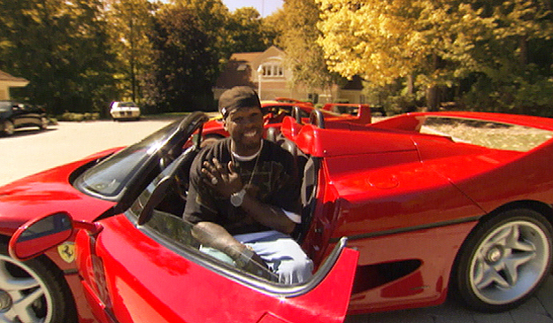 Get Rich Or Die Tryin Cars