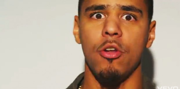 J Cole Eyebrows Cole talked about this lyric