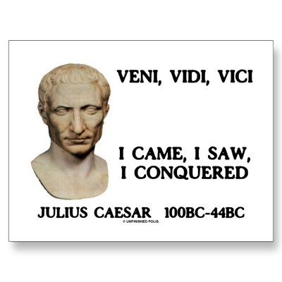 julius caesar rates in addition to meanings