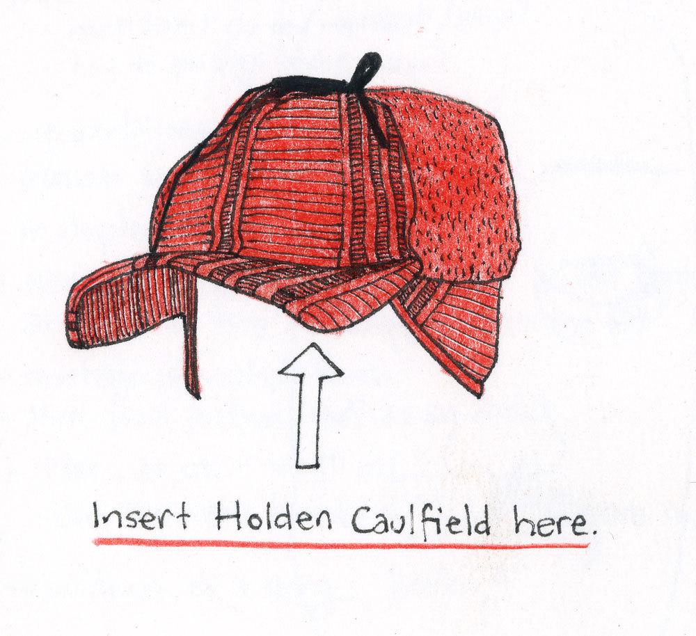 Holden Caulfield Catcher in the Rye