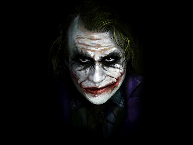 The gallery for --> Evil Joker Face