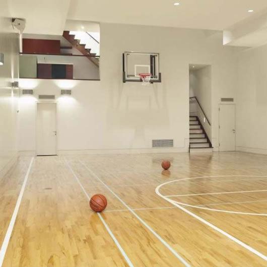 Basketball cour...