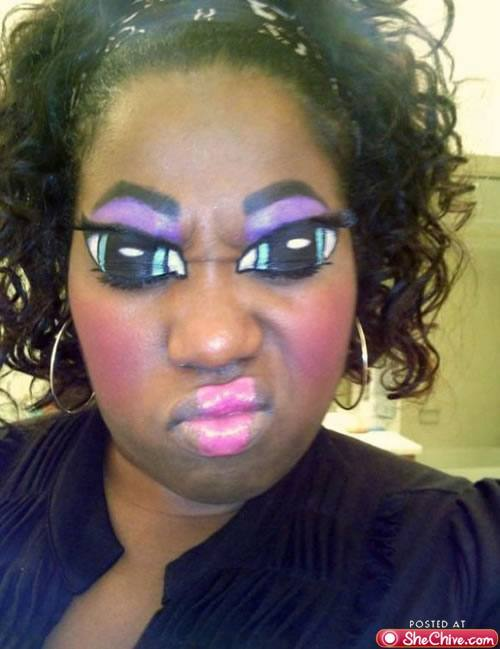 Bad Makeup At Conviction Premier: I Know She 'bout To Ask Me How She Look /..