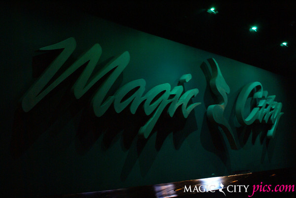 magic city club logo - photo #1