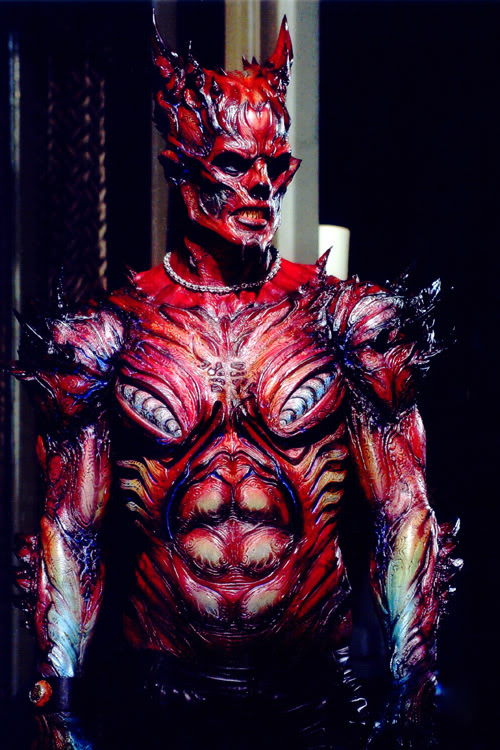 The gallery for --> Blade Trinity Dracula Monster