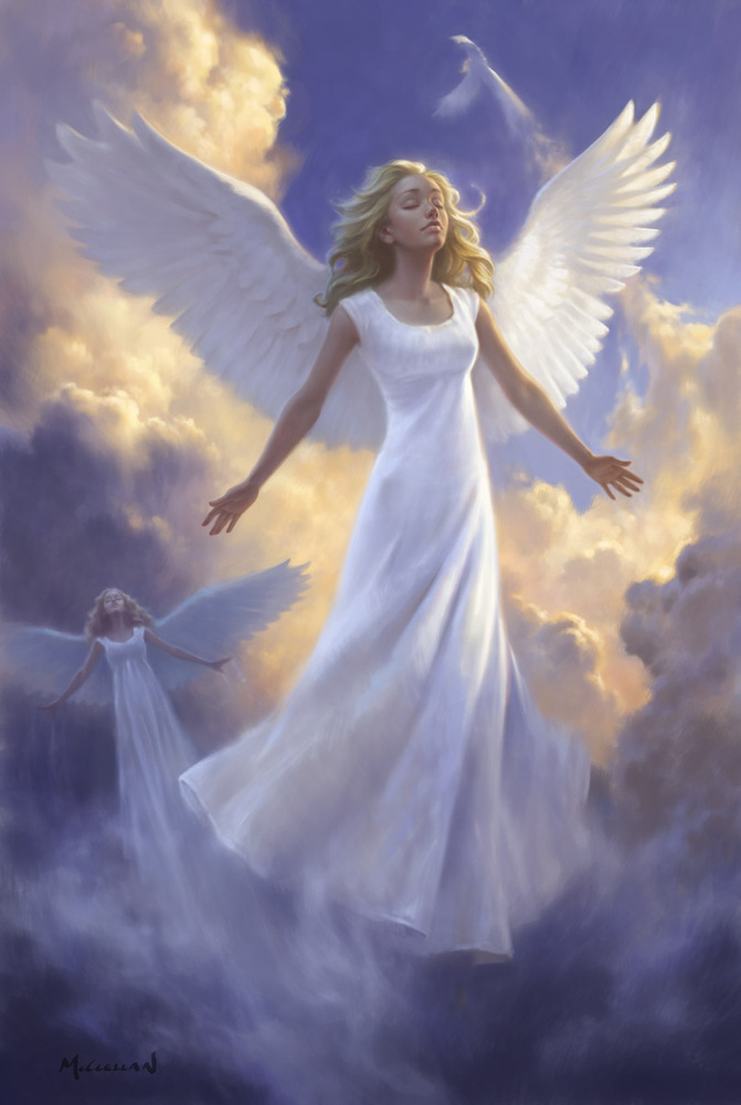 angel from heaven - photo #24
