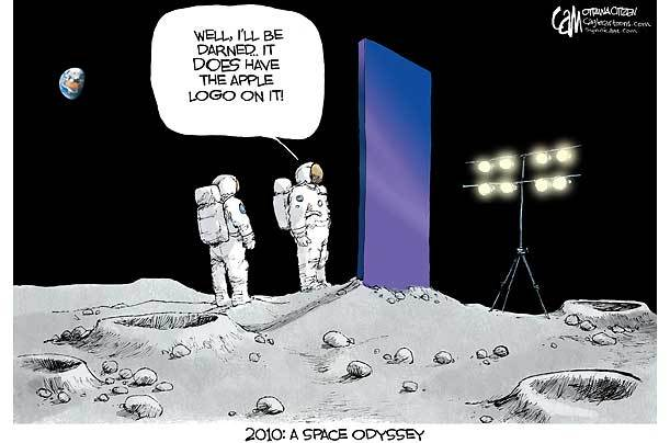 Funny NASA Cartoons (page 3) - Pics about space