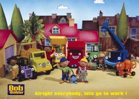 Bob the Builder Lyrics
