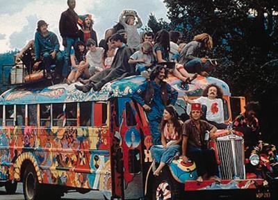The hippie movement in california essay
