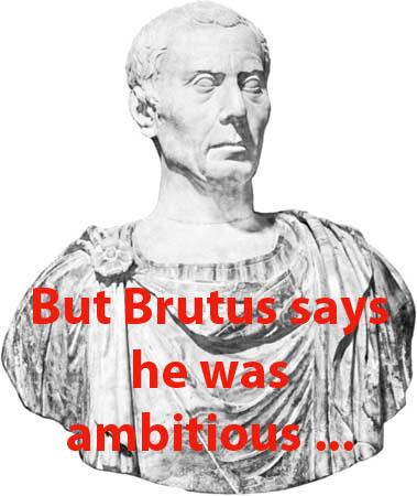 Julius caesar act ii brutus behavior