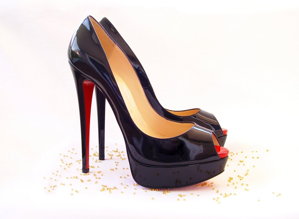 So Kate 120 Nude Patent Leather - Women Shoes - Christian Louboutin