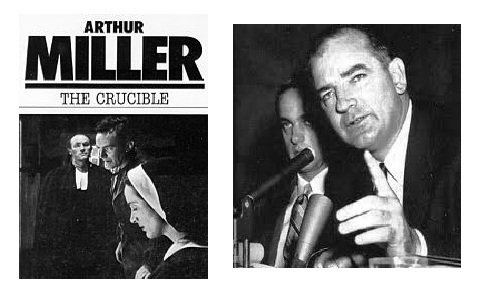 mccarthyism any crucible