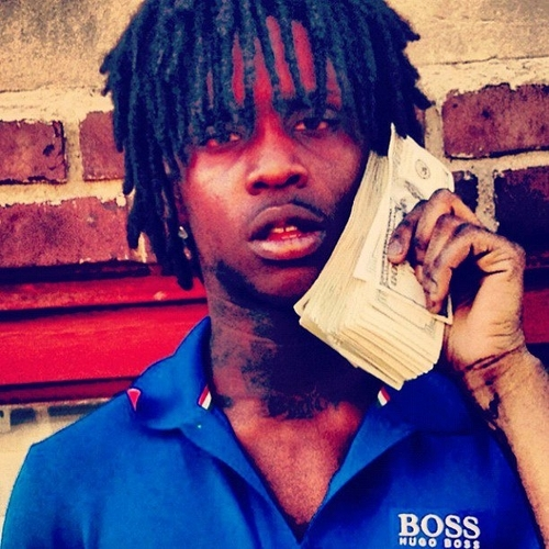 Chief Keef Dreads Cut Off