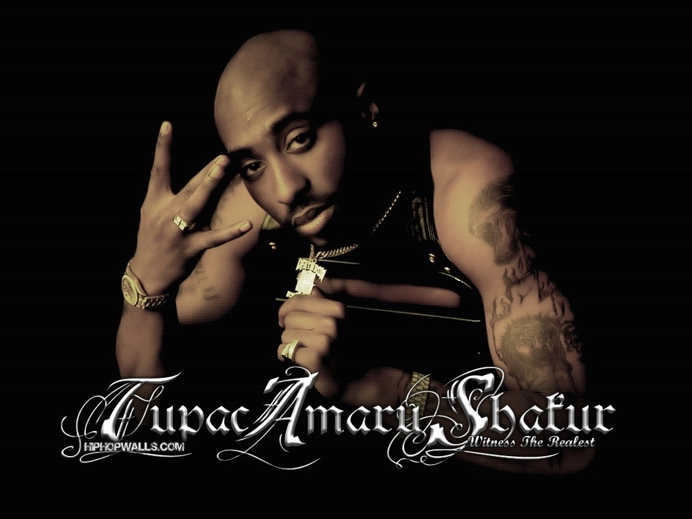 """As The Great 2Pac Shakur Said, """"role Is Something"""