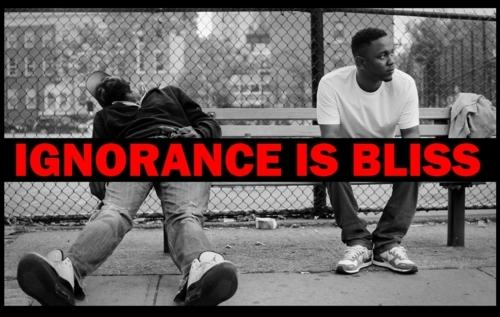 Ignorance is bliss lyrics kendrick