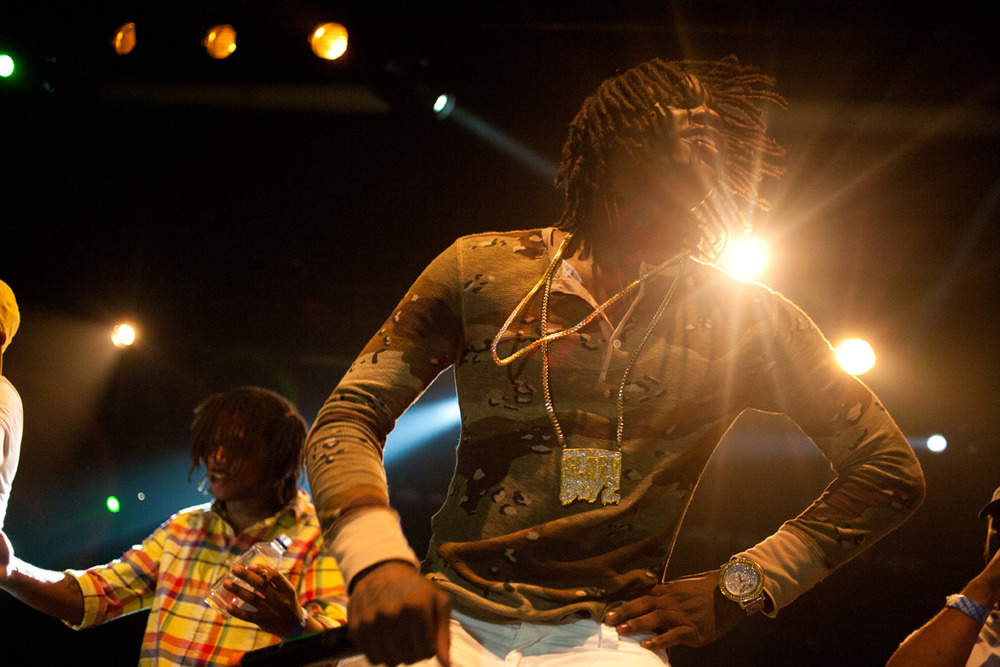 It's a Glory Gang party – Hobby by Chief Keef
