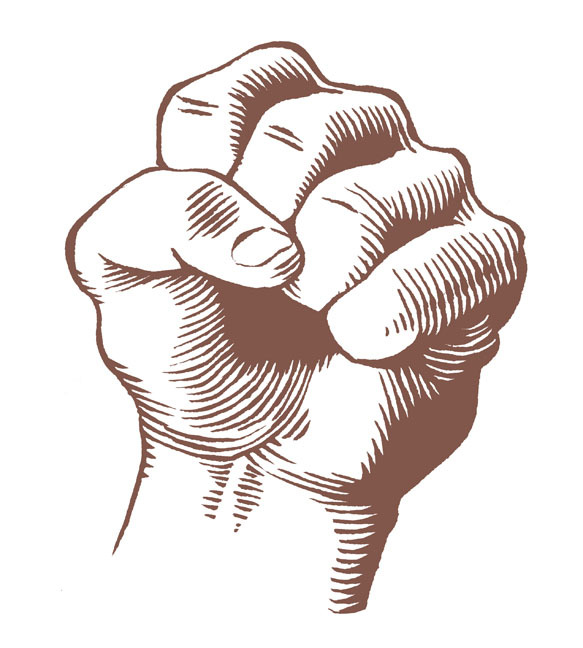 Idiom hand over fist
