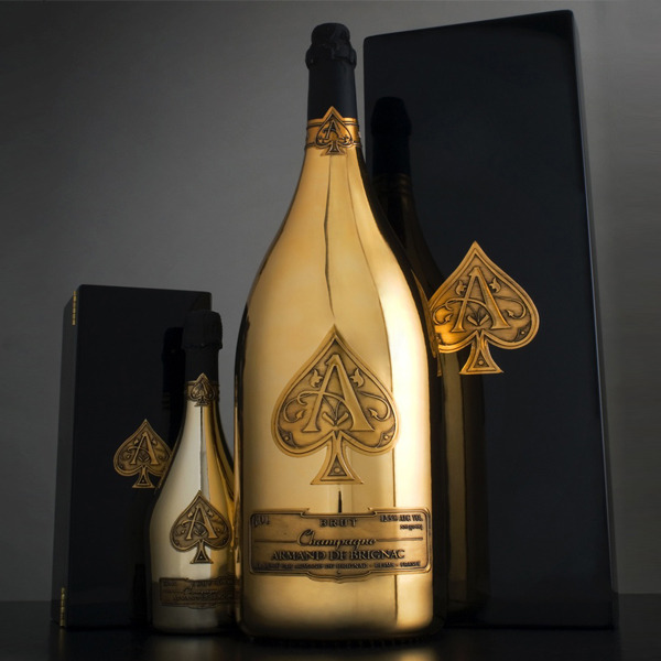 how much is ace of spades in the club