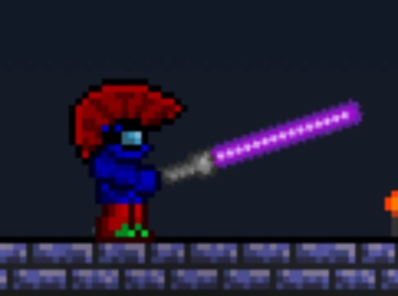 terraria how to get good weapons