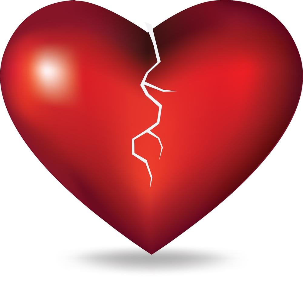 Broken Heart And Brain my Brain's The Weak Heart