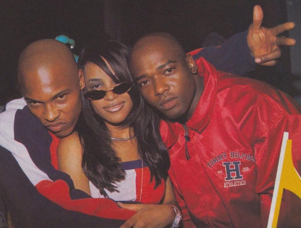Were Aaliyah and Treac... Rosario Dawson Now