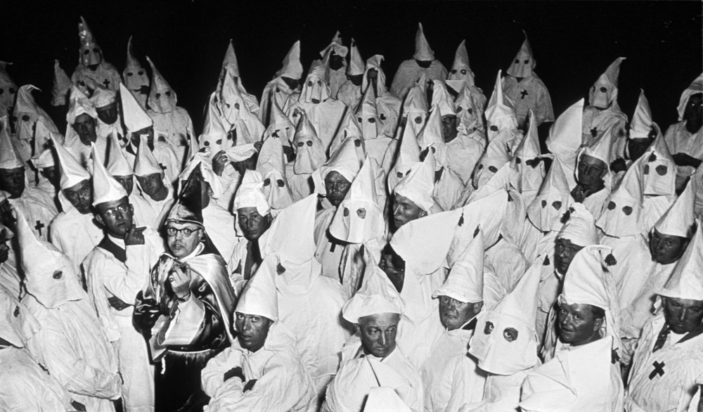 an analysis of the history and future of the kkk Ku klux klan groups the year saw an apparent comeback of klan groups, going from 72 in 2014 to 190 last year but that growth is probably mainly accounted for by the disappearance last year of two major groups — the fraternal white knights of the ku klux klan and the knight rider knights of the ku klux klan — and their members' likely .
